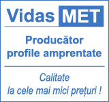 Producator profile amprentate