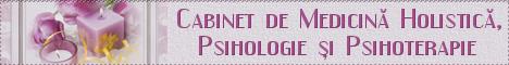 Cabinet medicină holistică, psihologie şi psihoterapie