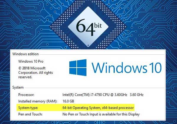 Secretele sistemului Windows pe 64 de biţi