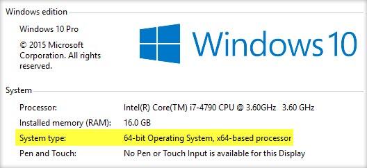 Windows-pe-64-biti