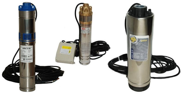 Pompe submersibile ape curate din inox