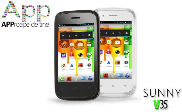 Telefon Dual SIM Sunny V35