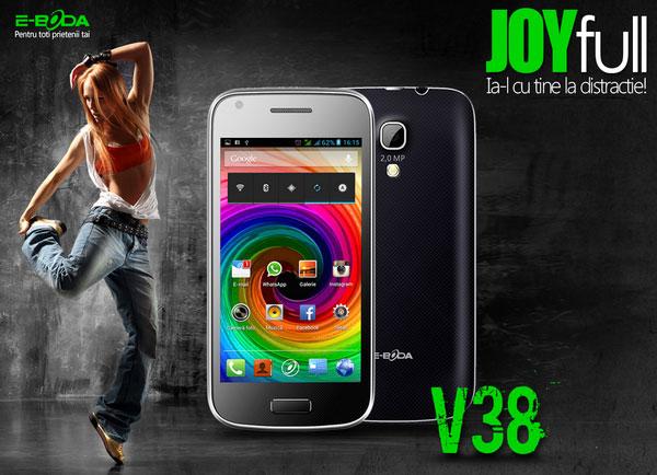 Telefon Dual SIM Sunny V38