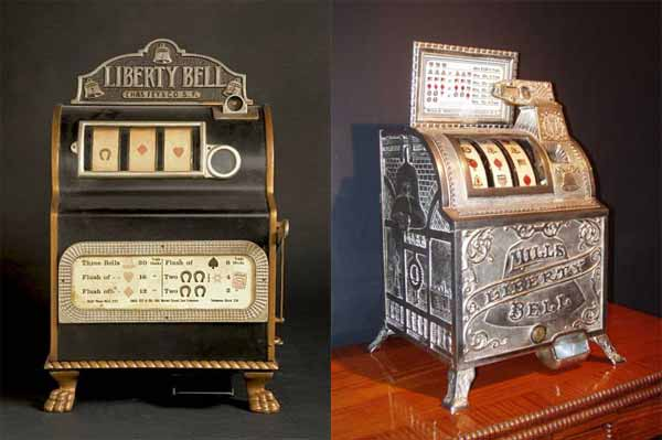Slot machines (1)