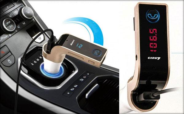 Modulator-FM-cu-Bluetooth