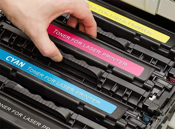 Tonere pentru imprimantă laser